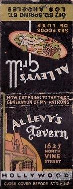 AlLevysTavernMatchbook.jpg